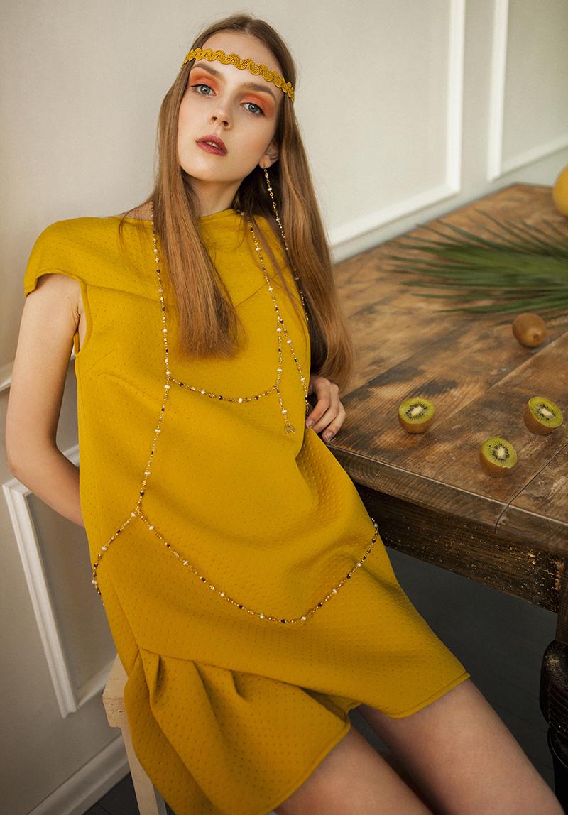 Tudor Belei Ugne Kirvelaite Lamu Slenis Magazine Fashion Editorial Summer Romance
