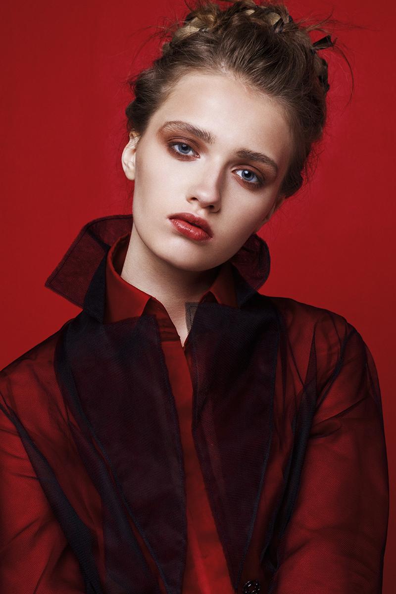 Tudor Belei Liga Klava Moon Models Lucy Magazine Fashion Editorial